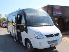 24 Seater minibus Hire  with Driver London