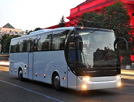 49 Seater Coach Hire with Driver London