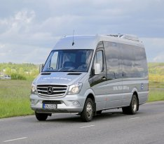 16 Seater Executive Hire Minibus Hire with Driver London